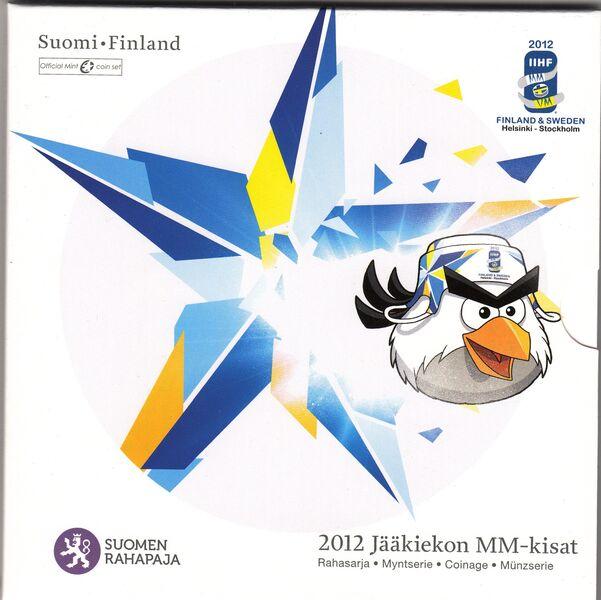 Jääkiekon Mm 2012