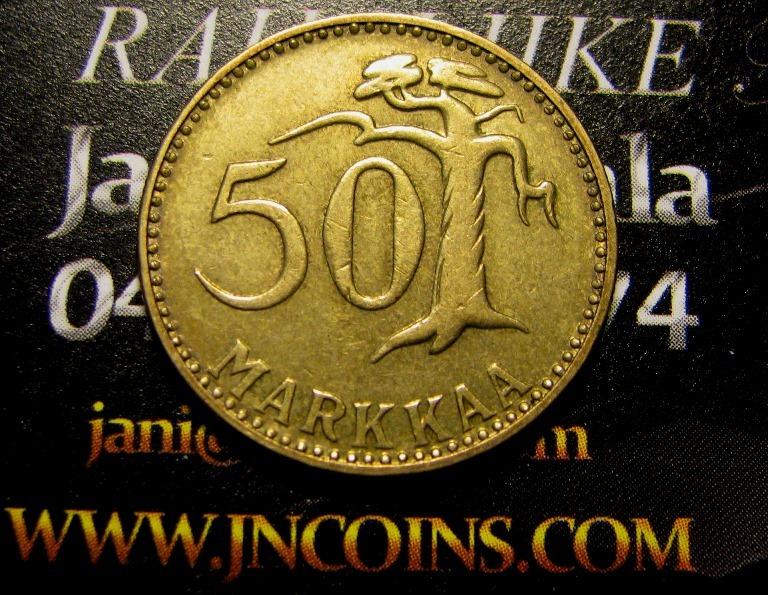 50 Markkaa
