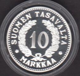 Suomen Markan Historia