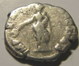 Rooma: Caracalla AD 196-217 ( 1?/1-1+ ) Hopeaa