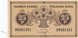 25 Penniä 1918 00561451 ( 01 ) COL - The