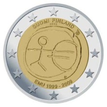 2 euro 2009 ( PROOF ) EMU 1999-2009