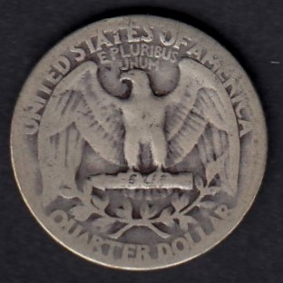 USA 1/4 Dollars 1935 KM-164 ( 1  ) Hopeaa