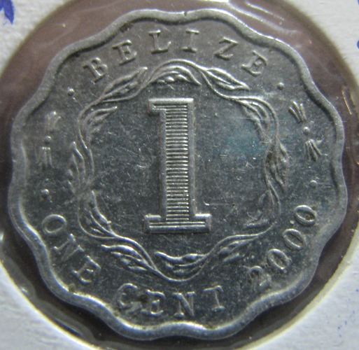 Belize 1 Cent 2000 KM-33a ( 01-0 )